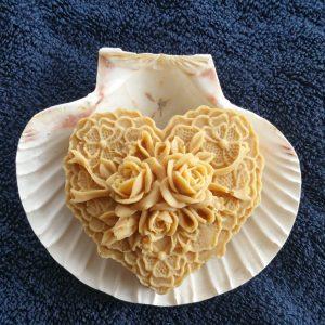 sabonete com concha