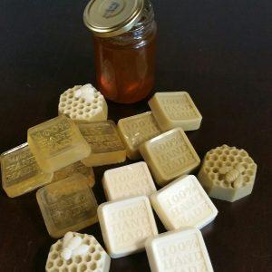 sabonetes artesnais com mel 1